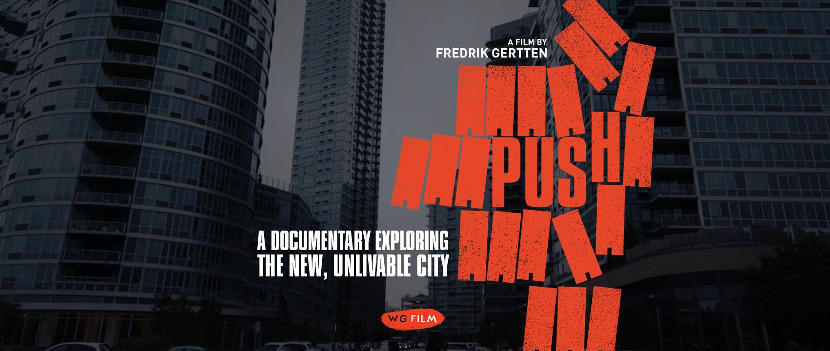 Afbeeldingsresultaat voor push documentary gerrten